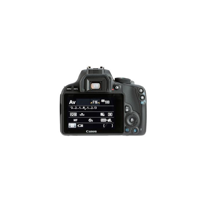 Info Canon Eos 100d Travelbon.com