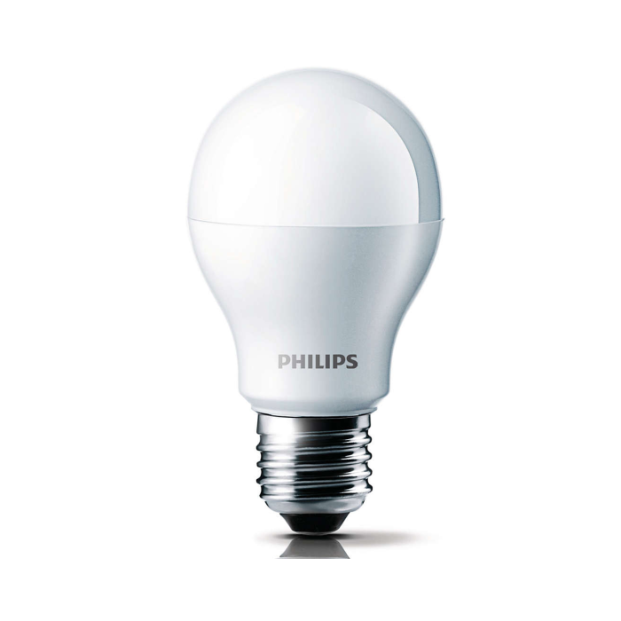 jual bohlam lampu philips led bulb 4 watt putih unique corporation tokopedia. Black Bedroom Furniture Sets. Home Design Ideas