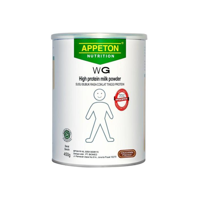 Katalog Susu Appeton Weight Gain Travelbon.com