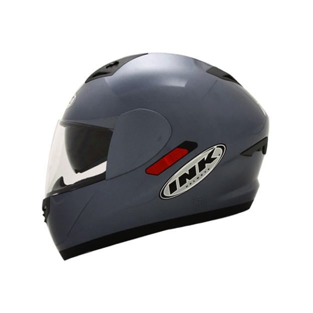 Helm INK CL-1 Hexagon Full Visor Fullface CL1 Black White Red Carbon 6