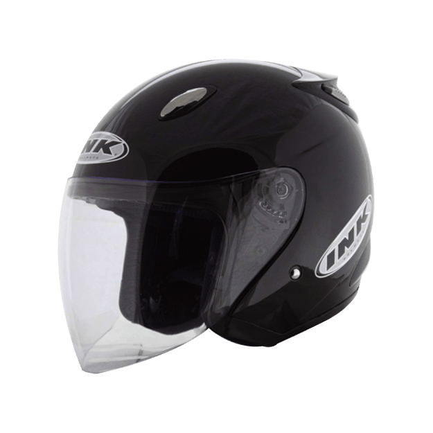 SALE HELM INK CENTRO JET SOLID GUN METAL ABU ABU TUA 100% ORIGINAL 5