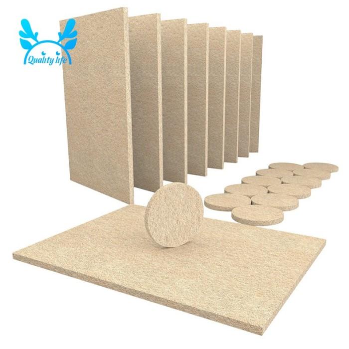 Large Self Stick Furniture Sheets, Large Felt Furniture Pads