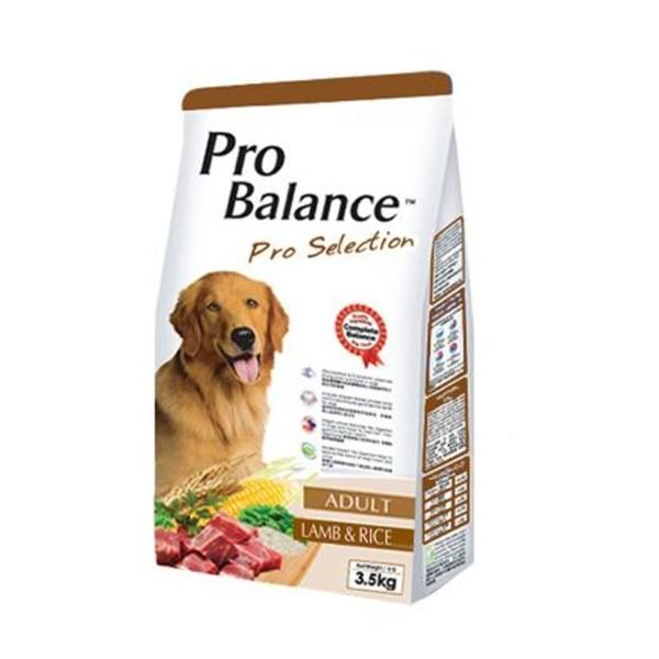 Foto Produk probalance 15 kg dog lamb and rice dari F.J. Pet Shop
