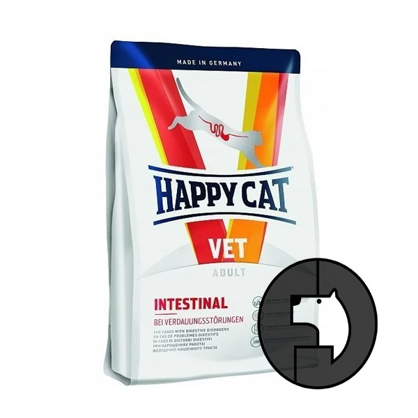 Foto Produk happy cat vet 300 gr cat intestinal for cats with digestive disorders dari F.J. Pet Shop