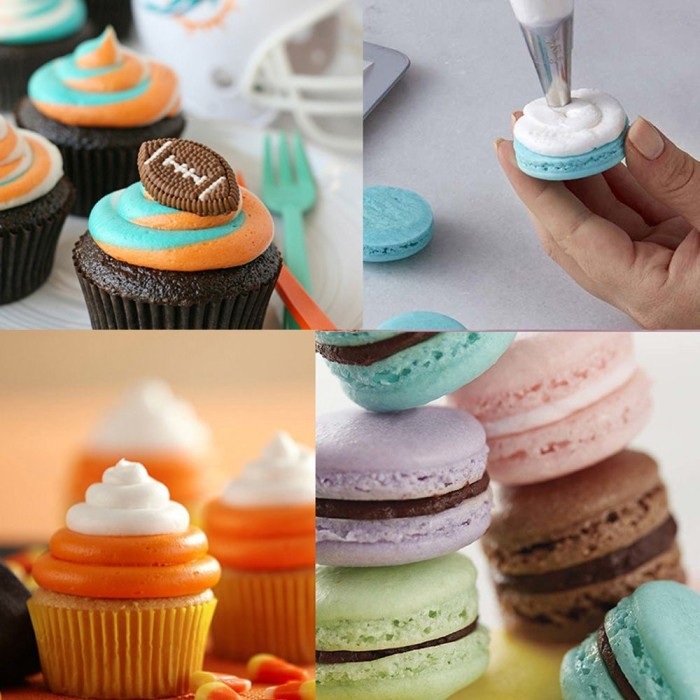 Jual Promo Steel Kitchen Accessories Cupcake Ice Cream Tool Baking Mold Kab Bogor Pusat Perhiasan Dan Acc Tokopedia