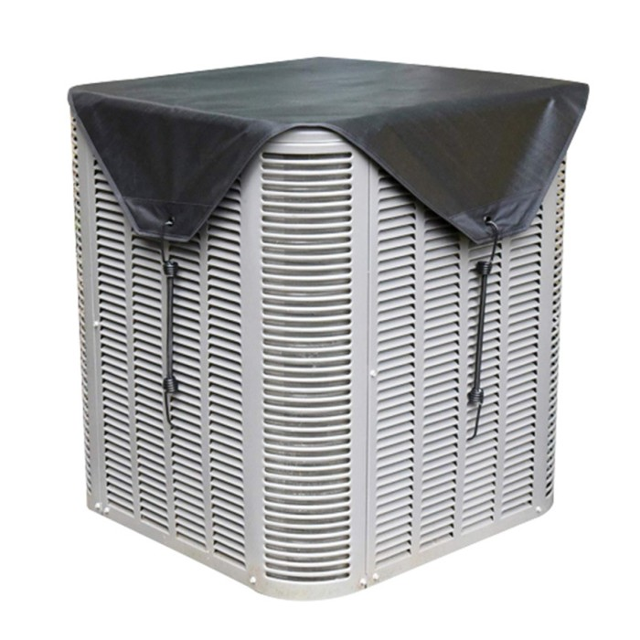 Jual Vlid Air Conditioner Cover Outdoor Mesh Waterproof Oxford Cloth Jakarta Timur Vlstoreid Tokopedia