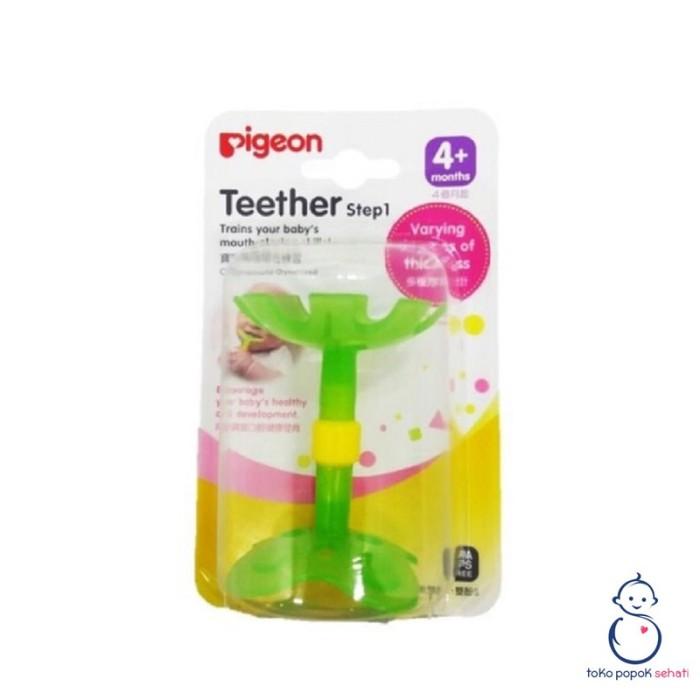 Foto Produk PIGEON TEETHER STEP 1 TRAINING dari TOKO POPOK SEHATI