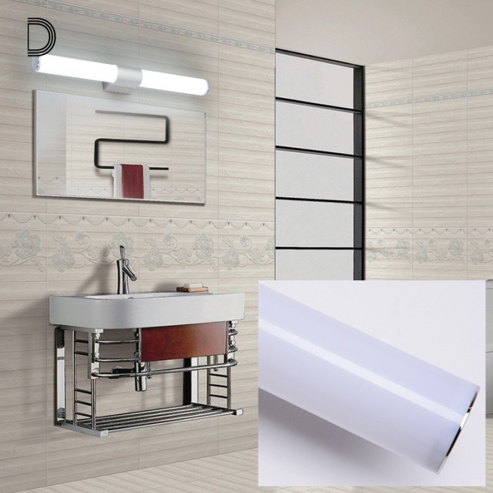Jual 1 Pcs Bathroom Light Vanity Lights Led Make Up Lighting Cabinet Jakarta Pusat Arjuna Mart Tokopedia