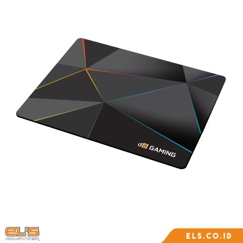 Foto Produk MousePad DA Gaming (Size M - 400X300mmX2mm) Rainbow / Galaxy dari ELS Computer
