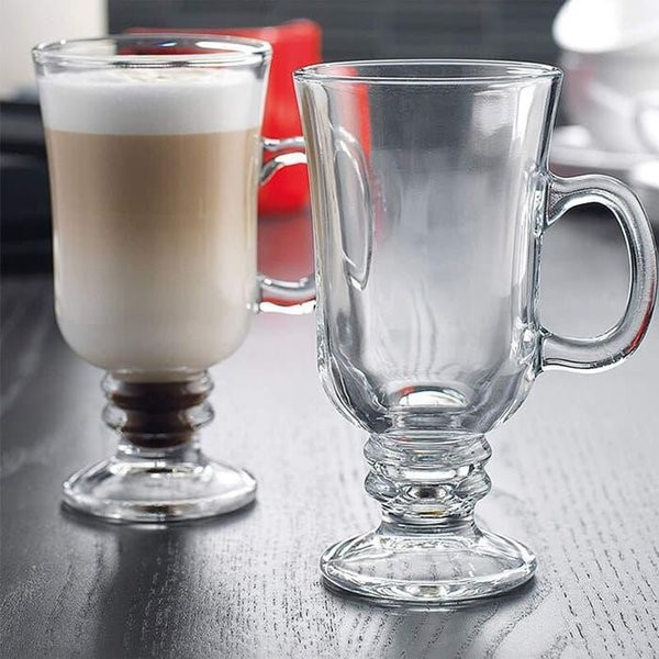Jual Coffee Ireland Glass Coffee Cup European Latte Coffee Cup Hot Drinks Jakarta Barat Meryana51luckyy Tokopedia