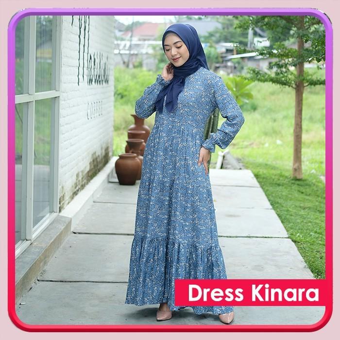 Jual Gamis Dress Terbaru Baju Gamis Yang Cocok Untuk Nenek All Size Jakarta Timur Tokoideal Tokopedia