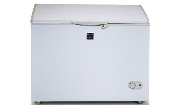 Foto Produk SHARP REFRIGERATOR BOX FREEZER FRV-300 dari Candi Elektronik Solo