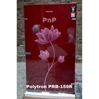 Foto Produk POLYTRON REFRIGERATOR 1 DOOR PRB-159R dari Candi Elektronik Solo