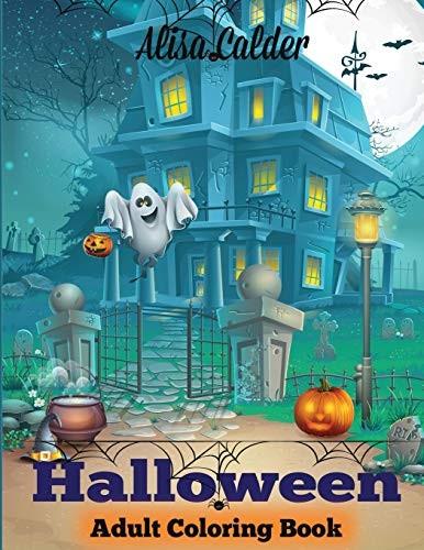 Jual Halloween Coloring Book Halloween Adult Coloring Book Jakarta Selatan Pick A Book Store Tokopedia
