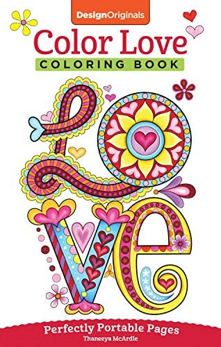 Jual Color Love Coloring Book Perfectly Portable Pages Jakarta Selatan Pick A Book Store Tokopedia