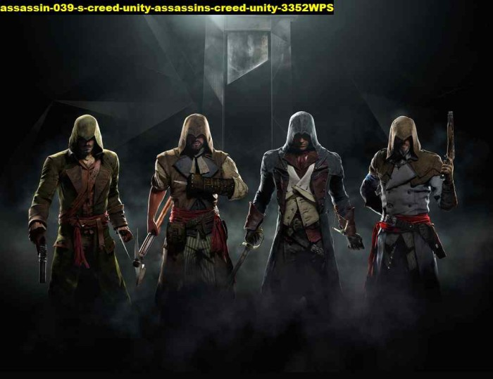 Jual Poster Assassin Creed Unity Assassins 3352 90x69 Pet Kab Majalengka Juragan Poster Murah Tokopedia