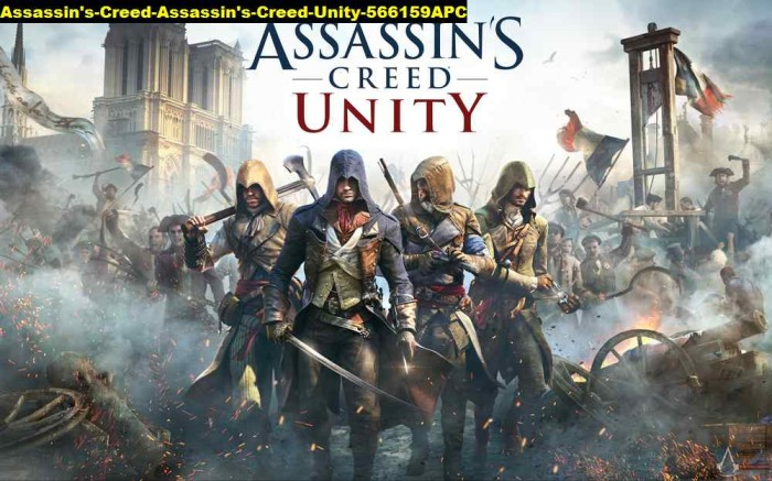 Jual Poster Assassin S Creed Assassin S Creed Unity 566159apc 90x56 Pet Kab Majalengka Juragan Poster Murah Tokopedia