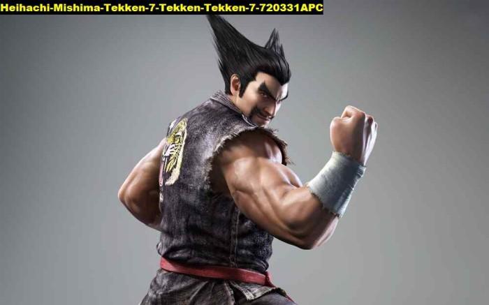Jual Poster Heihachi Mishima Tekken 7 Tekken Tekken 7 720331apc 90x56 Pet Kab Majalengka Juragan Poster Murah Tokopedia