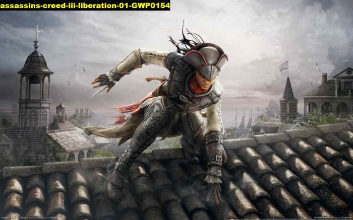 Jual Poster Game Assassins Creed Iii Liberation 01 Gwp0154 90x56