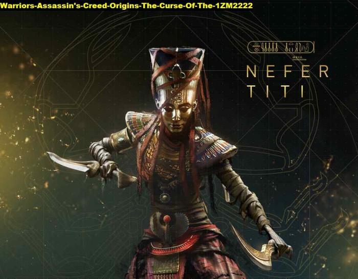 Jual Poster Warriors Assassin S Creed Origins Curse Of 1zm2222 90x70 Pet Kab Majalengka Juragan Poster Murah Tokopedia
