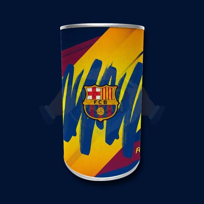 Jual Celengan Kaleng Bola Buka Tutup Barcelona Logo Bar01 Kota Tangerang Toko Papah Official Tokopedia