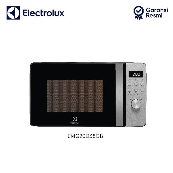 Foto Produk ELECTROLUX MICROWAVE EMG-20D38GB dari Candi Elektronik Solo