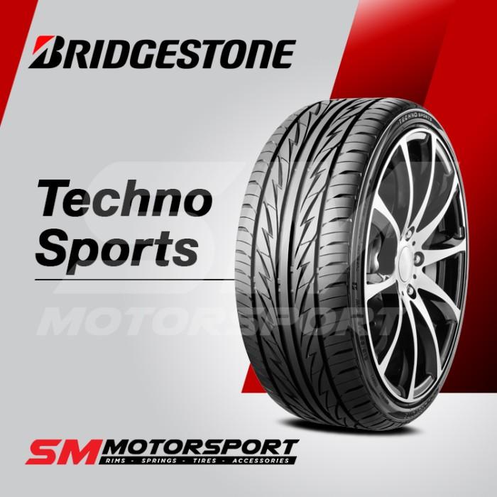 Jual Ban Mobil Bridgestone Techno Sports 195 55 R16 16 87v Jakarta Barat Sm Motorsport Tokopedia