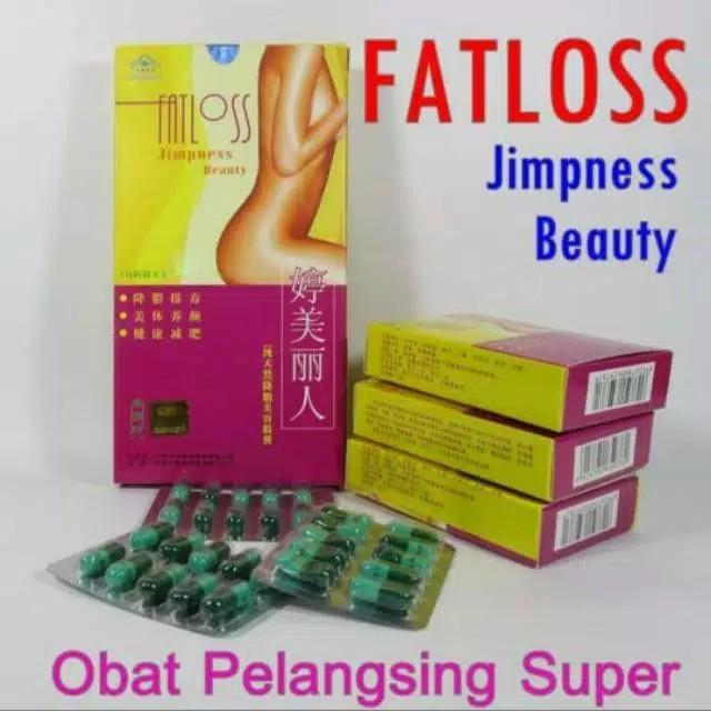 efek samping minum obat pelangsing fatloss)