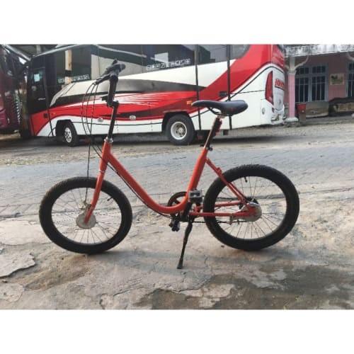 Jual Unik Sepeda Minion Modif Rangka Phoenix Ukuran 20 Inch Diskon Jakarta Barat Rismaagustina Tokopedia