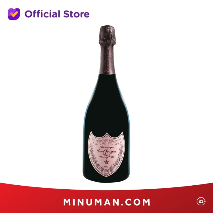 Foto Produk Dom Perignon Rose 750ml dari minuman_com