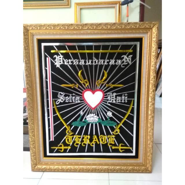 Jual Kaligrafi Logo Lambang Psht Alumunium Timbul Uk 65 X 85 Cm Jakarta Pusat Gibran Shop90 Tokopedia