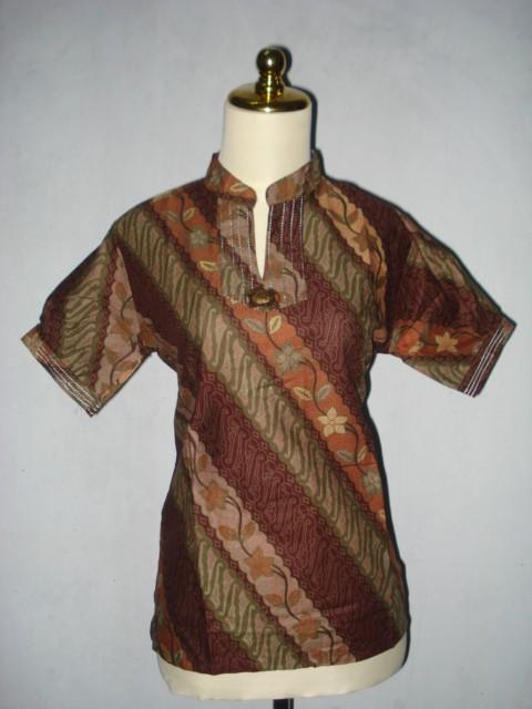 Foto Produk Blus Batik 2 dari RadjaBeres