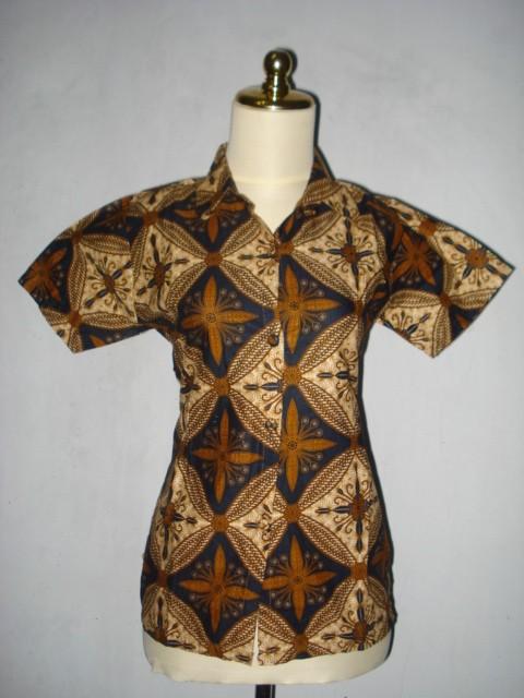 Foto Produk Blus Batik Sogan 5 dari RadjaBeres