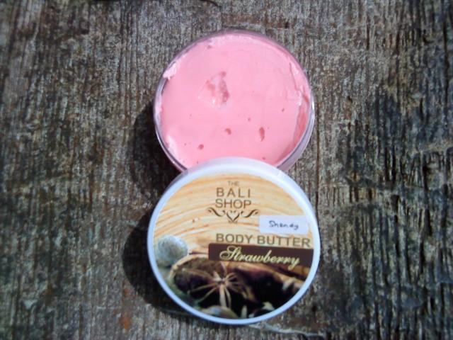 Foto Produk Body Butter Strawberry dari VLadya's The Bali Shop