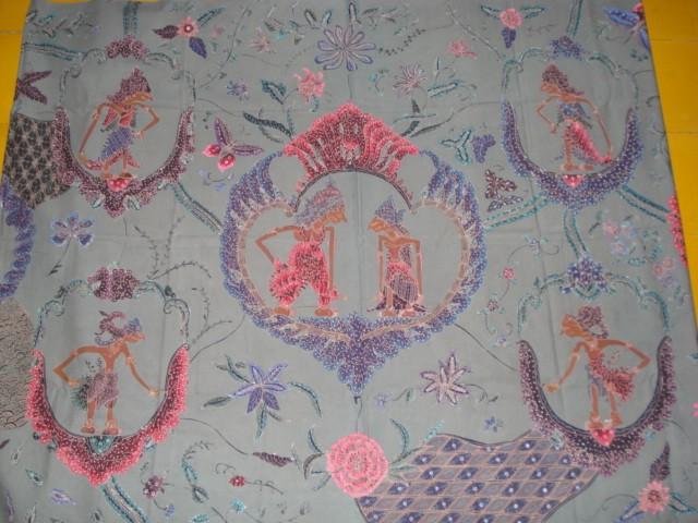 Foto Produk Batik Tulis Cerita Legenda Gatot Koco dari RadjaBeres