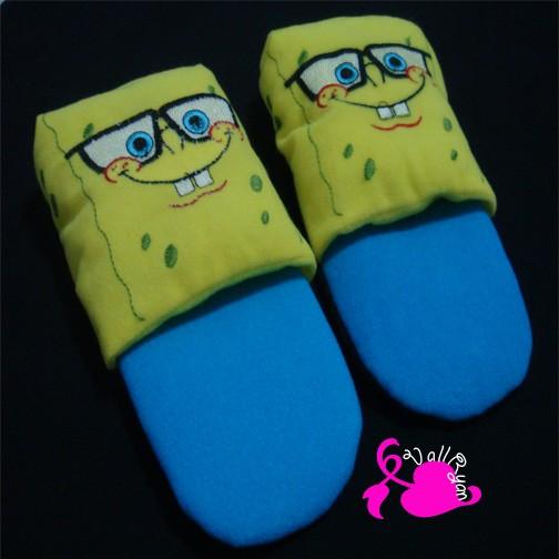 Foto Produk Spongebob Slipper dari VallRayn's Baby Kingdom