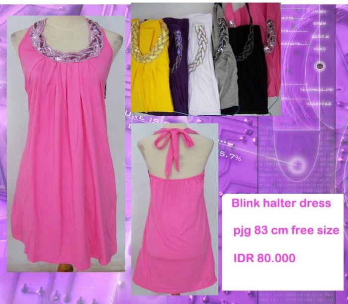 Foto Produk Blink Halter Dress dari Miu's Ribbon