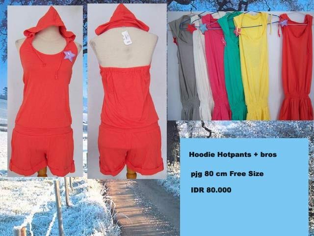 Foto Produk Hoodie Hotpants dari Miu's Ribbon