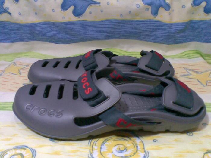 Jual Sepatu Sandal Crocs Model Reebok Pearl***** - Master ...
