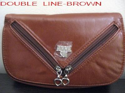 Foto Produk DOUBLE LINE BROWN dari Redshop77