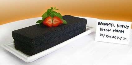 Foto Produk Brownies Kukus Ketan Hitam dari Eclix