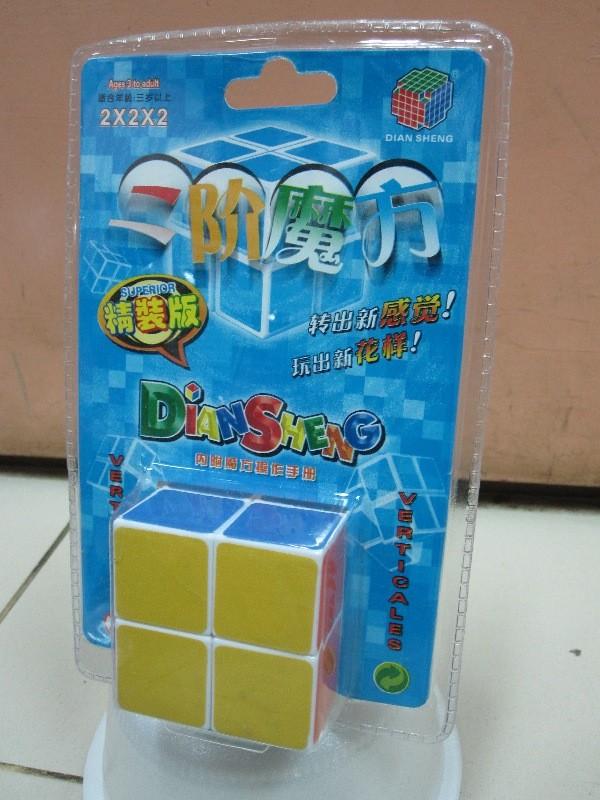 Foto Produk magic cube 2x2 dari Tokokou