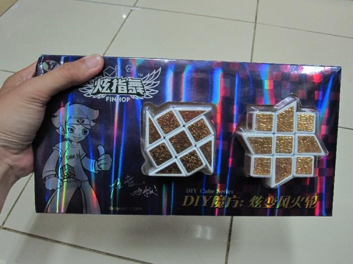 Foto Produk DIY Cube Series Variation dari Tokokou