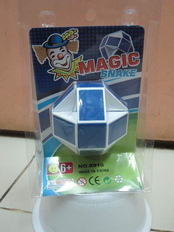 Foto Produk Magic Snake Cube dari Tokokou