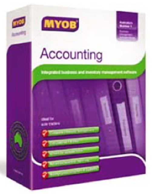 Foto Produk Software MYOB Accounting Ver.17 (Original Singapore) dari Asta Consultindo