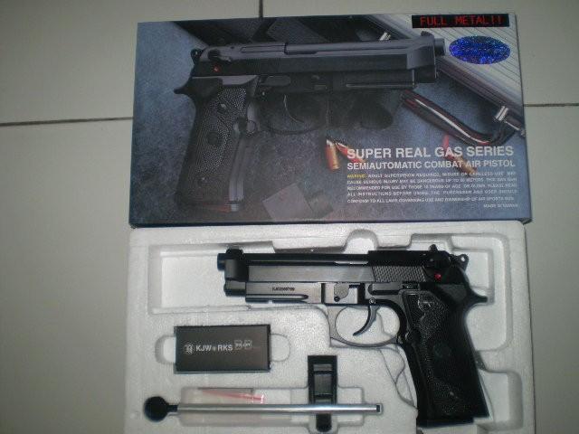 Jual BARETTA M9A1, FULL METAL, BISA PASANG LASER / SENTER - DKI Jakarta -  WARUNG AIRSOFTGUN   Tokopedia