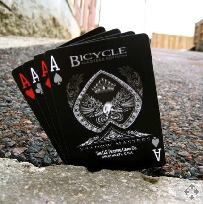 Foto Produk SHADOW MASTERS :: Ellusionist Playing Card dari DZ Store