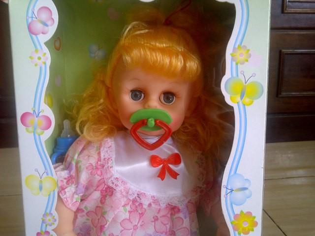 Jual Boneka Susan Bisa Nangis dan Ketawa cf3df3aa2a