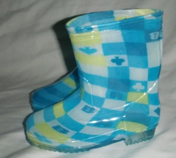 Jual Sepatu Rain Boots Motif Anak-Anak - Ag Collection
