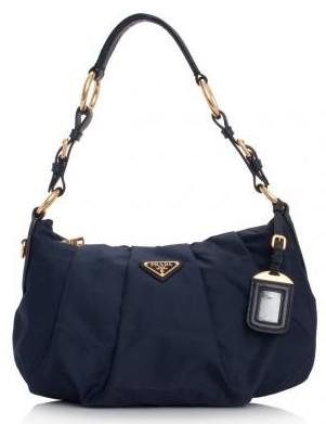 3571a2c99188 Jual Prada Tessuto   Soft Calf Small Shoulder Bag - Reebonz ...
